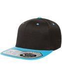110FT Flexfit Adult Wool Blend Snapback Two-Tone Cap