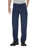 1993 Dickies Unisex Relaxed Fit Carpenter Denim Jean Pant