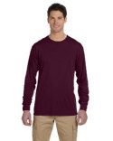 21ML Jerzees Adult 5.3 oz. DRI-POWER® SPORT Long-Sleeve T-Shirt