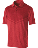 222536 Holloway Unisex Dry-Excel™ Seismic Polo T-Shirts