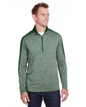 222542 Holloway Unisex Dry-Excel™ Electrify Half-Zip Pullover