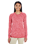222724 Holloway Ladies' Electrify 2.0 Long-Sleeve T-Shirt