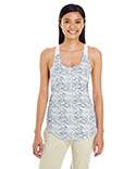 222733 Holloway Ladies' Space Dye Tank