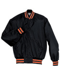 229140 Holloway Adult Polyester Full Snap Heritage Jacket