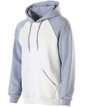 229179 Holloway Adult Cotton/Poly Fleece Banner Hoodie