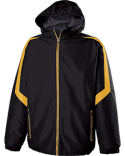 229259 Holloway Youth Polyester Full-Zip Charger Jacket