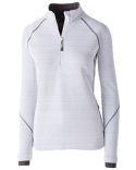 229741 Holloway Ladies' Dry-Excel™ Bonded Polyester Deviate Pullover