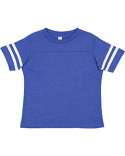 3037 Rabbit Skins Toddler Football T-Shirt