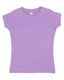 3316 Rabbit Skins Toddler Girls' Fine Jersey T-Shirt