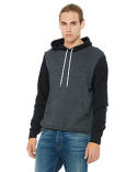 3719 Bella + Canvas Unisex Poly-Cotton Fleece Pullover Hoodie