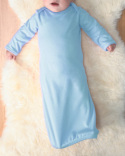 4406 Rabbit Skins Infant Baby Rib Layette