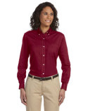 59800 Van Heusen Ladies' Classic Long-Sleeve Oxford