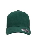 6363V Yupoong Adult Brushed Cotton Twill Mid-Profile Cap