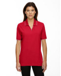 75009 Ash City - Extreme Ladies' Cotton Jersey Polo
