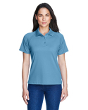 75056 Extreme Ladies' Eperformance™ Ottoman Textured Polo