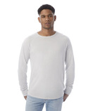 7597B Alternative Men's Kickback Vintage Heavy Knit Pullover