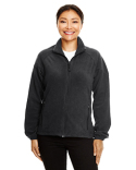 78025 Ash City - North End Ladies' Microfleece Unlined Jacket