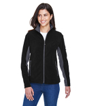 78048 Ash City - North End Ladies' Microfleece Jacket