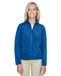 78172 Ash City - North End Ladies' Voyage Fleece Jacket