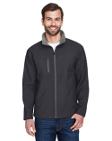 8280 UltraClub Adult Ripstop Soft Shell Jacket with Cadet Collar