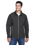 88138 Ash City - North End Men's Three-Layer Fleece Bonded Soft Shell Technical Jacket