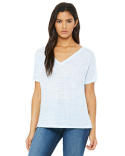 8815 Bella + Canvas Ladies' Slouchy V-Neck T-Shirt
