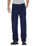 9393 Dickies Unisex Regular Straight Fit 5-Pocket Denim Jean Pant