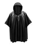 A001 Liberty Bags Rain Warrior Performance Rain Poncho