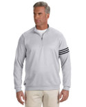 A190 adidas Golf Men's climalite 3-Stripes Pullover
