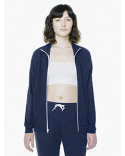 A73476W American Apparel Unisex Interlock Track Jacket