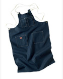 AC20 Dickies Men's Toolmaker's Denim Apron