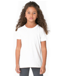 BB101W American Apparel Toddler Poly-Cotton Short-Sleeve Crewneck