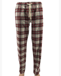 BP7093 Backpacker Men's Flannel Lounge Pants