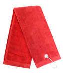 C1624TG Carmel Towel Company Legacy Trifold Golf Towel with Grommet
