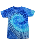 CD1160 Tie-Dye Toddler T-Shirt