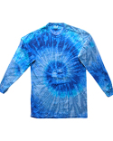 CD2000Y Tie-Dye Youth Long-Sleeve Tee