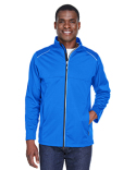 CE708 Core 365 Men's Techno Lite Three-Layer Knit Tech-Shell