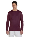 CW26 Champion Adult 4.1 oz. Double Dry® Long-Sleeve Interlock T-Shirt