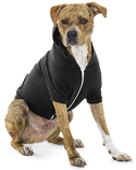 F997W American Apparel Flex Fleece Dog Hooded Sweatshirt