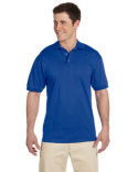 J100 Jerzees Adult 6.1 oz. Heavyweight Cotton™ Jersey Polo