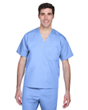 M897 Harriton Adult Restore 4.9 oz. Scrub Top