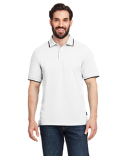 N17165 Nautica Men's Deck Polo