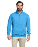 N17176 Nautica Men's Anchor Quarter-Zip Pullover