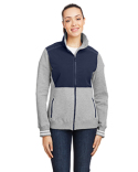 N17387 Nautica Ladies' Navigator Full-Zip Jacket