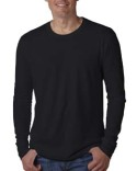 N3601 Next Level Men's Cotton Long-Sleeve Crew