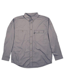 SH21 Berne Men's Utility Lightweight Canvas Woven Shirt
