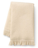 T600 Towels Plus Fringed Fingertip Towel