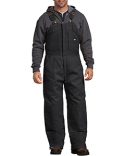 TB839 Dickies Unisex Duck Insulated Bib Overall