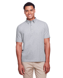 UC105 UltraClub Men's Lakeshore Stretch Cotton Performance Polo