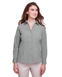 UC500W UltraClub Ladies' Bradley Performance Woven Shirt